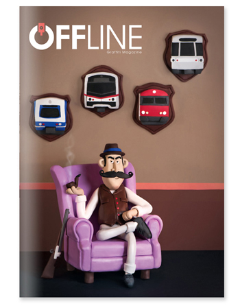Offline Graffiti Magazine