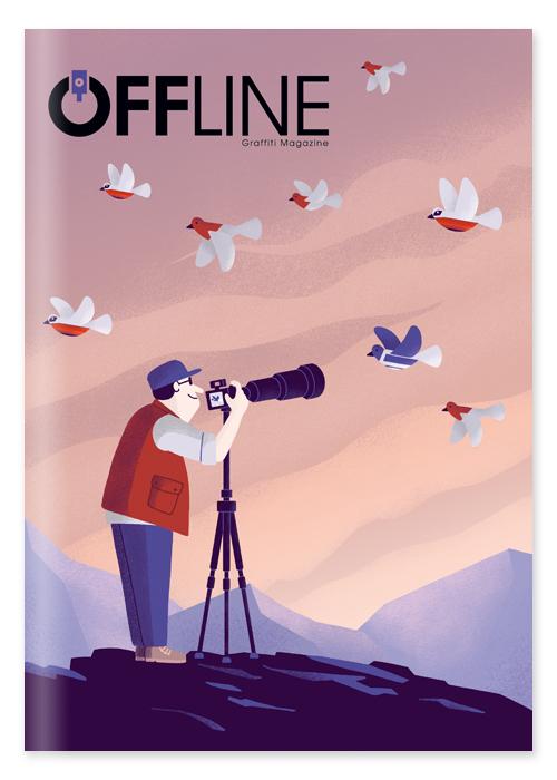 Offline Graffiti Magazine